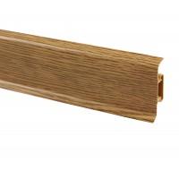 Plinta parchet PVC 10456-6006 canal doussie 2500 x 52 mm
