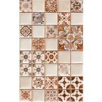 Faianta baie mozaic Vernon mix lucioasa 25 x 40 cm