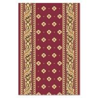 Traversa Carpeta Berber 26234-20733 BCF + polipropilena rosu 0.8 m