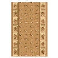 Traversa Carpeta Berber 42294-20222 BCF + polipropilena crem 0.8 m