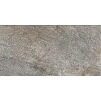 Gresie exterior / interior portelanata antiderapanta Caucaso 6060-0134 gri, mata, 30 x 60 cm