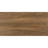 Gresie exterior / interior portelanata Woodstyle 6060-0141 maro, mata, imitatie lemn, 30 x 60 cm