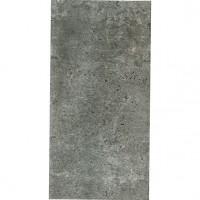Gresie exterior / interior portelanata antiderapanta 6060-0142 Cement gri, mata, 30 x 60 cm
