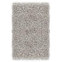 Covor living / dormitor Carpeta Viva 10391-34300 polipropilena heat-set dreptunghiular gri 90 x 250 cm