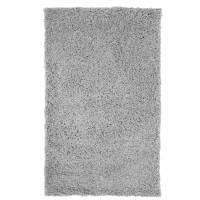 Covor living / dormitor Carpeta Viva 10391-34300 polipropilena heat-set dreptunghiular gri 70 x 140 cm
