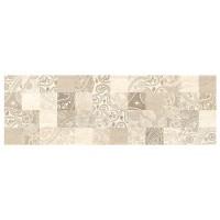 Decor faianta baie / bucatarie Gusto Beige Orient lucios 24.4 x 74.4 cm