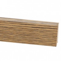 Plinta parchet lemn Tango Art, Stejar antic, 2400 x 80 x 20 mm