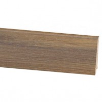 Plinta parchet lemn Tango Art, Stejar schwarzwald, 2400 x 80 x 20 mm