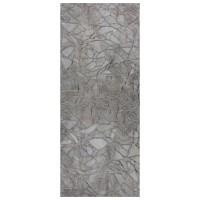 Decor faianta baie / bucatarie Cambridge Lita Tango Gris lucios 25 x 60 cm