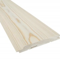 Lambriu lemn rasinoase Promobila, interior / exterior, 3000 x 140 x 19 mm