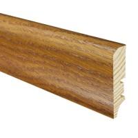 Plinta parchet lemn P50, stejar gold / cooper, 2200 x 60 x 16 mm