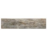 Gresie exterior / interior portelanata antiderapanta Truss Greyed mata gri 15 x 66 cm