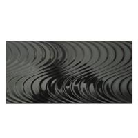 Faianta baie Ege Black, lucioasa, neagra 20 x 40 cm