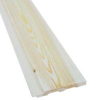Lambriu lemn rasinoase Promobila, interior / exterior, 2000 x 96 x 12.5 mm