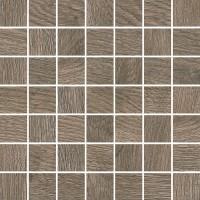 Mozaic din sticla Soul Brown, mix maro, interior, 24.86 x 25 cm