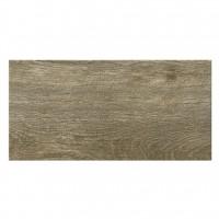 Gresie exterior / interior portelanata Soul G309 mata maro, imitatie lemn, 29.7 x 59.8 cm