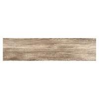 Gresie exterior / interior portelanata Pitsaw Walnut mata bej, imitatie lemn, 15 x 60 cm