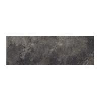 Faianta baie / bucatarie Willow Sky Dark Grey, imitatie piatra, gri inchis, 29 x 89 cm