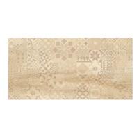 Decor faianta baie / bucatarie Marocco Pachwork WD993-005, bej, 29.7 x 60 cm