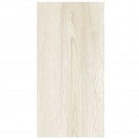 Faianta baie / bucatarie Woodstyle alba lucioasa 20.2 x 40.2 cm
