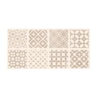 Decor faianta baie / bucatarie Orient Aroma OD958-001, bej, 29 x 59.3 cm