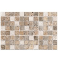 Faianta decor mozaic baie / bucatarie 2031-0720 Marmo, bej, lucioasa, 20 x 30 cm