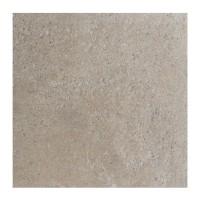 Gresie exterior / interior Grava Stones, portelanata, rectificata, mata, gri, 59 x 59 cm
