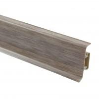Plinta parchet PVC 10456-6016 canal minerva 2500 x 52 x 22 mm
