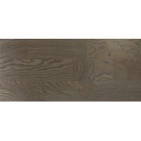 Parchet triplustratificat 13 mm stejar gri periat, Sinteros, finisaj ulei natural
