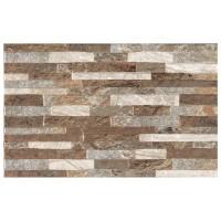 Faianta baie / bucatarie Cesarom, 2042-0534 Stones, maro, mata, 25.2 x 40.2 cm