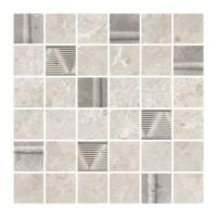 Decor faianta baie / bucatarie Kensington Mozaic 2600-0105, bej, mat, 30 x 30 cm