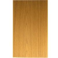 Lambriu PVC Vilo, 25 cm, stejar mat, 2.65 m