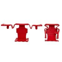 Clipsuri nivelare pentru placi ceramice, 6-9 mm, 25 bucati