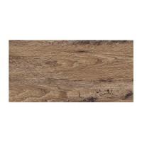 Gresie exterior / interior portelanata Siena, mata, maro, imitatie lemn, 31 x 62 cm