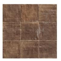 Gresie interior baie / bucatarie Tuscania Choco, maro, satinata, PEI 4, 20 x 20 cm