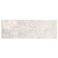 Faianta baie / bucatarie Kassel, argintie, satinata, 32.77 x 100 cm