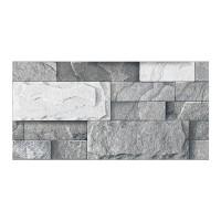 Gresie exterior / interior portelanata, 1006, mata, rectificata, gri, 30 x 60 cm