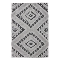 Covor living / dormitor Ritual 15507-369 polipropilena gri 160 x 230 cm