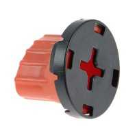 Cilindru Simply Level 30361, plastic, set 25 bucati