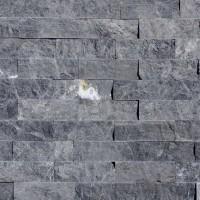 Piatra naturala decorativa Modulo Black Marble, interior / exterior, 0.48 mp