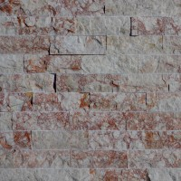 Piatra naturala decorativa Modulo Natimur Firestone Marble, interior / exterior, multicolor, 0.5 mp