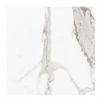 Gresie interior, universala, Palatina Blanco Brillo, lucioasa, PEI. 4, alba, imitatie marmura, 45 x 45 cm