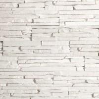 Piatra decorativa, interior / exterior, Modulo Sienna White, alb, 0.5 mp