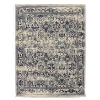 Covor living / dormitor Carpeta Atlas R 75471-43744 polipropilena heat-set dreptunghiular crem 60 x 90 cm