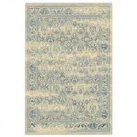 Covor living / dormitor Carpeta Atlas R 75471-43744 polipropilena heat-set dreptunghiular crem 80 x 160 cm