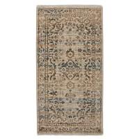 Covor living / dormitor Carpeta Atlas R 88041-41744 polipropilena heat-set dreptunghiular crem 60 x 90 cm