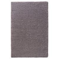 Covor living / dormitor Carpeta Viva 10391-31200, polipropilena frize, dreptunghiular, violet, 70 x 140 cm