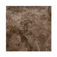 Gresie exterior / interior portelanata rectificata Patara, maro, lucioasa, 60 x 60 cm