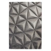 Covor living / dormitor Sintelon Motion 33 BVB, polipropilena, dreptughiular, bej, 160 x 230 cm