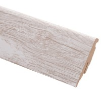 Plinta parchet MDF SET, Stejar Andenes, 2200 x 60 x 19 mm